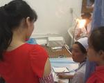 Khám sức khỏe, tư vấn, phát thuốc miễn phí cho công nhân tại Phú Yên