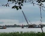 Sạt lở nghiêm trọng, Vĩnh Long công bố 19 khu vực cấm khai thác cát sông