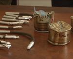 Quảng Ngãi: 3 đối tượng bị tạm giữ để điều tra vì tàng trữ vật liệu nổ