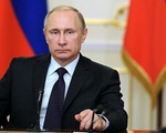 Tổng thống Nga Vladimir Putin sẵn sàng gặp Tổng thống Mỹ Donald Trump
