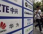 Mỹ 'cấm tiệt' điện thoại Huawei, ZTE tại căn cứ quân sự