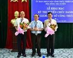 Lần đầu tiên tỉnh Thừa Thiên Huế thi tuyển lãnh đạo Sở Công thương