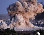 Iraq không kích cứ điểm IS ở Syria