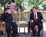 Chủ tịch Trung Quốc hội đàm với nhà lãnh đạo Triều Tiên