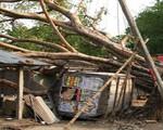 Mưa bão dữ dội ở Ấn Độ làm 21 người chết