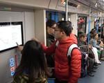 Phóng viên Thể Thao VTV tác nghiệp tại World Cup 2018: Hệ thống tàu điện ngầm Moscow nỗ lực hỗ trợ người hâm mộ