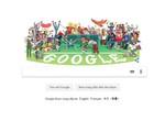 Hưởng ứng World Cup 2018, Google thay ảnh đại diện công cụ tìm kiếm