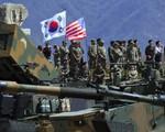 Mỹ - Hàn Quốc thảo luận về các cuộc tập trận chung