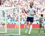 Bàn thắng 'trên trời rơi xuống' giúp Harry Kane dẫn đầu danh sách ghi bàn FIFA World Cup™ 2018