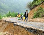 Hà Giang: Mưa lớn gây ngập úng cục bộ, sạt lở tại nhiều khu vực