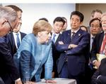 Tổng thống Mỹ yêu cầu các đối tác giảm rào cản thương mại - ảnh 1