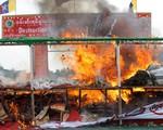 Tiêu hủy ma túy tại Thái Lan và Myanmar