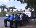 Xử lý gần 1.000 xe khách hợp đồng vi phạm