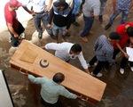 Đắm thuyền chở người di cư làm 112 người thiệt mạng