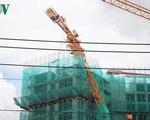 TP.HCM: Gãy trục cần cẩu ở công trình xây dựng