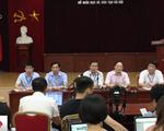 Đình chỉ coi thi đối với giáo viên để lọt đề thi vào lớp 10 ở Hà Nội