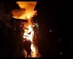 Hỏa hoạn thiêu rụi 49 căn nhà của Việt kiều ở Campuchia