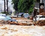 Nhật Bản vật lộn với hậu quả lũ lụt lớn nhất trong nhiều thập kỷ