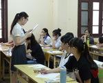 Chỉ tuyển 485, Trường THPT chuyên Ngoại ngữ nhận hơn 2.600 hồ sơ thi vào lớp 10