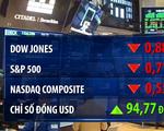Chứng khoán Mỹ chìm trong sắc đỏ do căng thẳng thương mại Mỹ - Trung