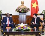 Việt Nam coi trọng phát triển quan hệ với Mozambique