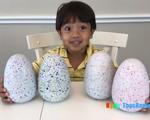 7 tuổi, review đồ chơi, kiếm 11 triệu USD/năm từ YouTube