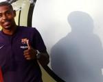 CHÍNH THỨC: Barcelona sở hữu Malcom trước mũi AS Roma