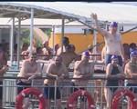 Thú vị cuộc thi bơi xuyên lục địa Á - Âu