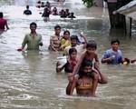 Gần 600 người thiệt mạng trong đợt mưa lũ tại Ấn Độ