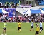 Sôi nổi giải bóng đá sinh viên Việt Nam tại Hàn Quốc