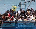 6 tháng đầu năm 2018, hơn 1.000 người di cư chết đuối trên biển Địa Trung Hải