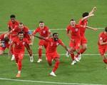 FIFA World Cup™ 2018: Lịch sử chống lại ĐT Anh trước thềm đại chiến Thụy Điển ở vòng 1/8