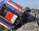 Thổ Nhĩ Kỳ: Tàu hỏa trật đường ray, hơn 80 người thương vong