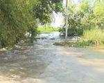 Nước lũ ở đầu nguồn nhiều sông lên nhanh