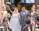 Những hình ảnh từ đám cưới lãng mạn của Trịnh Gia Dĩnh và Trần Khải Lâm