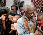 Người dân thế giới đau buồn trước sự ra đi của cựu Tổng thư ký Liên Hợp Quốc Kofi Annan