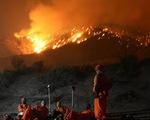 Mỹ trả tiền cho tù nhân dập lửa cháy rừng
