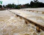Lũ lụt gây thiệt hại nghiêm trọng tại Campuchia