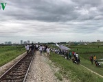 Tai nạn đường sắt, 4 người thương vong