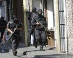 Brazil bắt hơn 3.000 người trong 2 ngày truy quét tội phạm