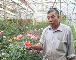 Gặp nông dân sở hữu khu vườn với hơn 600 loài hoa hồng