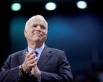 Thượng nghị sĩ Mỹ John McCain qua đời