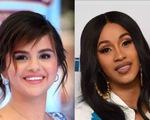 Cardi B bí mật hợp tác cùng Selena Gomez