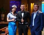 Startup 'đóng giày 4.0' gọi được 4 tỷ đồng tại Shark Tank Việt Nam