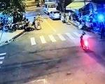 Khởi tố người đánh vào mặt cảnh sát giao thông ở Nha Trang