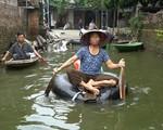 Huyện ngoại thành Hà Nội ngập lụt không do thủy điện xả lũ