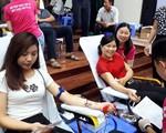 Người hiến máu tình nguyện sẽ được tặng các gói xét nghiệm thay vì quà lưu niệm
