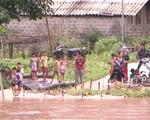 Cập nhật ngày 5/9: 16 người thiệt mạng, 4 người mất tích do mưa lũ