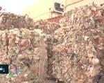 Đường đi của những container phế liệu chứa… rác