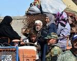 Trên 38.500 người dân tại Idlib, Syria đi lánh nạn trong 2 tuần qua